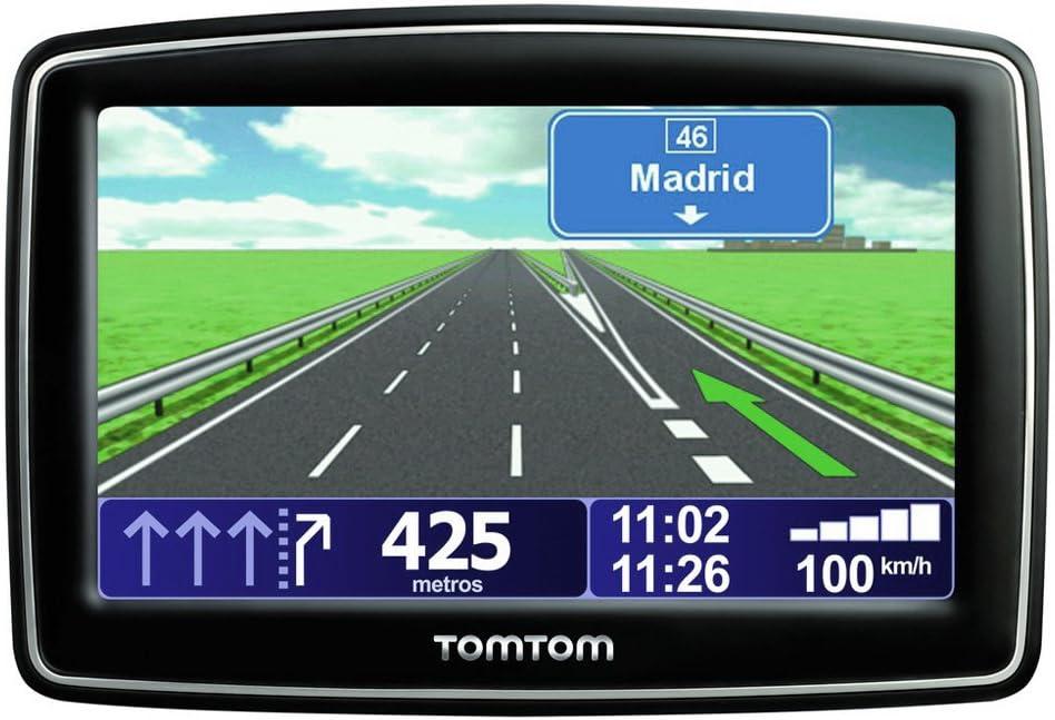 TomTom Serie XXL Classic - Navegador GPS con Mapas de Europa ...