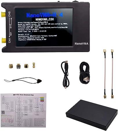 CNRGHS Vector Kit Analizador De Red, Analizador De Antena, 1 ...