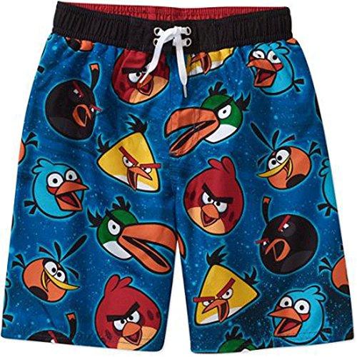 Angry Birds Boys Trunks Bathing