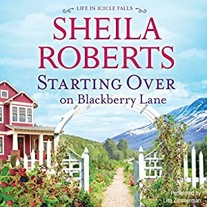 Starting Over on Blackberry Lane Audiobook