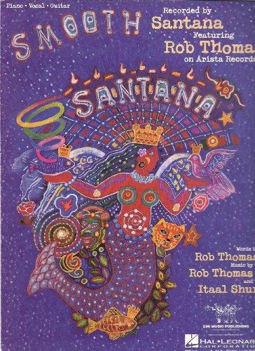 Download Smooth (Piano Vocal Guitar, sheet music) book pdf