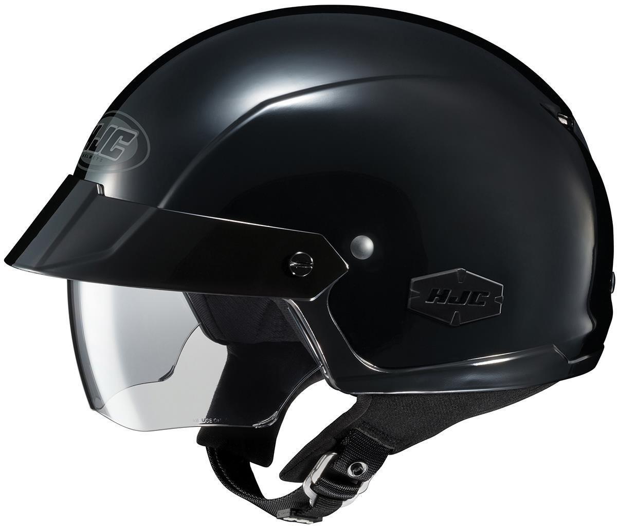 HJC Solid IS-Cruiser Half Shell Motorcycle Helmet