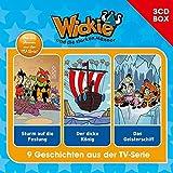 Wickie-3-CD Hörspielbox Vol.2