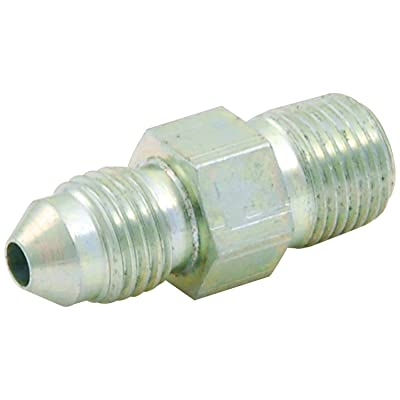 "-3 to 1/8"" NPT Adapter Fitting: Automotive"