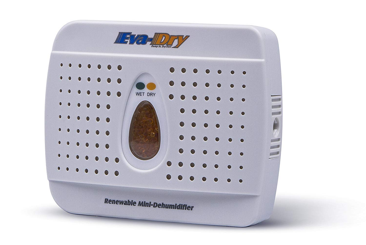 New and Improved Eva-dry E-333 Renewable Mini Dehumidifier by Eva-Dry