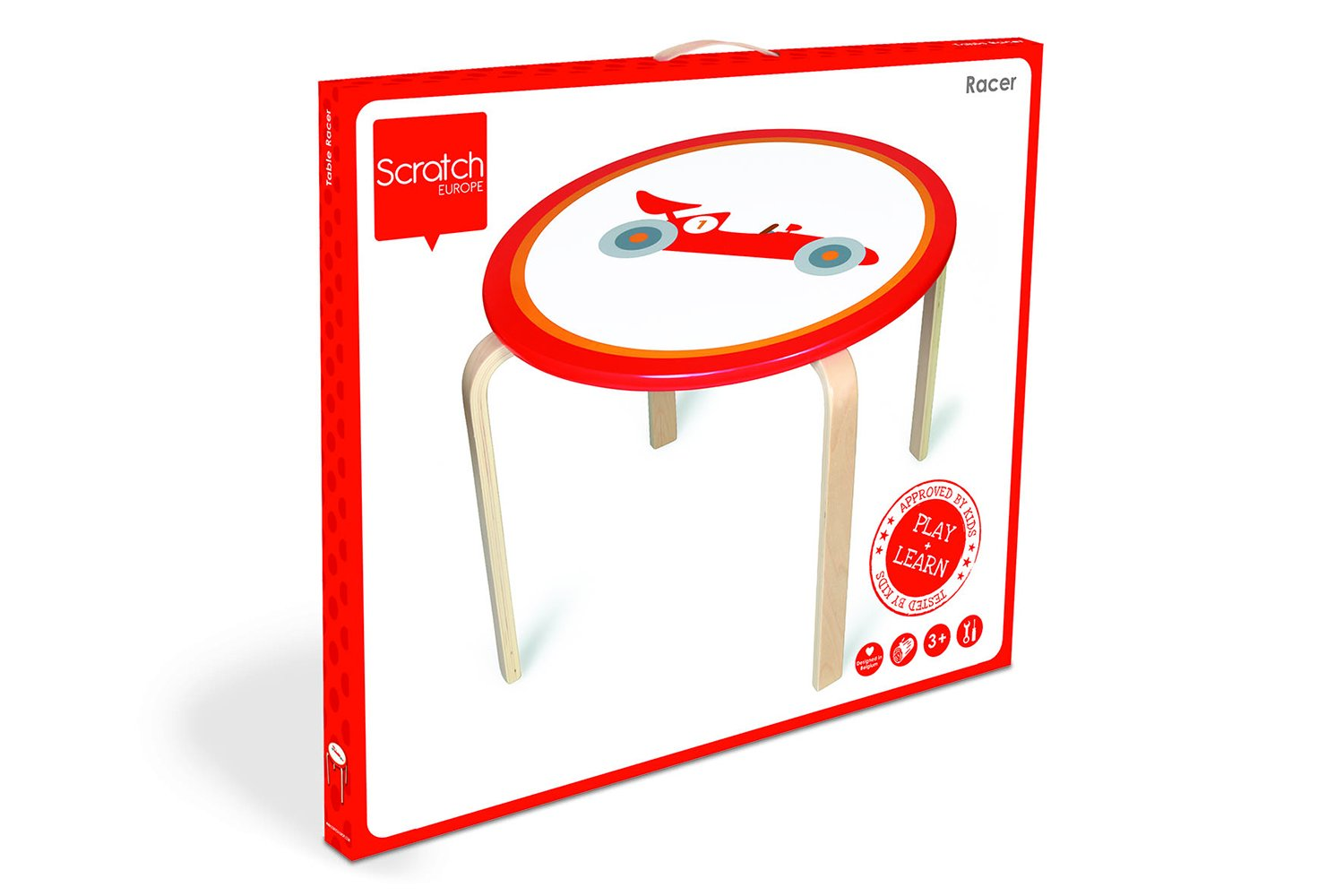 Scratch Racer Table 100.6182310