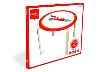 Scratch Racer Table