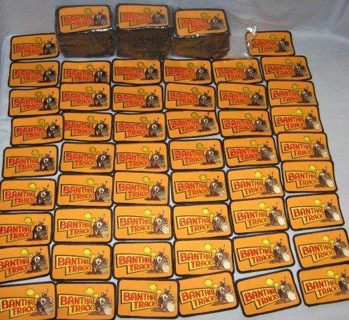 Bantha Tracks patch Star Wars fan club, package of 200 ()