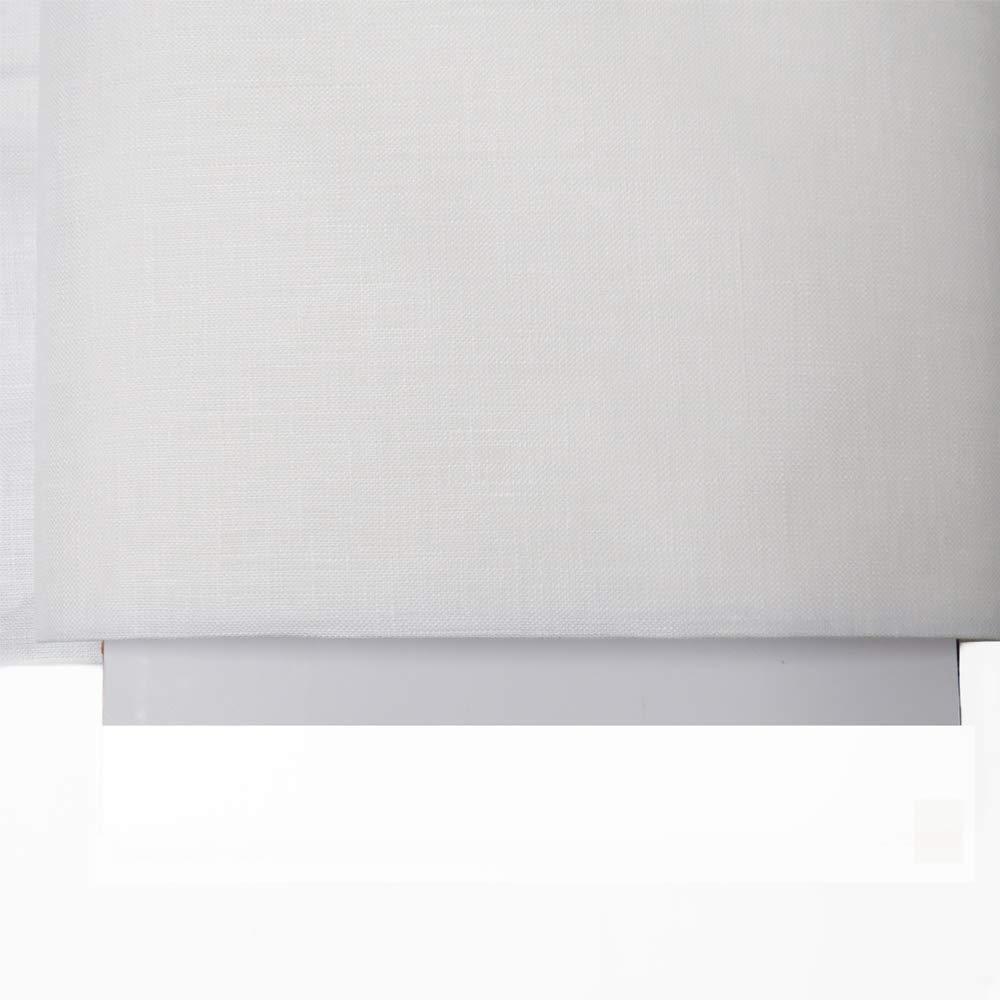 "Irish Handkerchief Linen, Estopilla- 35-36"" Wide, Over 100 Yards in Stock – 100% Irish Handkerchief Linen Fabric – Many Colors Available – White by Burlap Fabric (Image #4)"