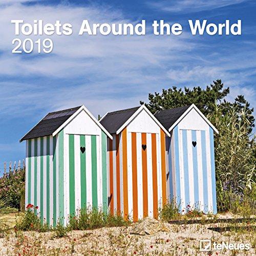 Toilets Around the World 2019 Broschürenkalender