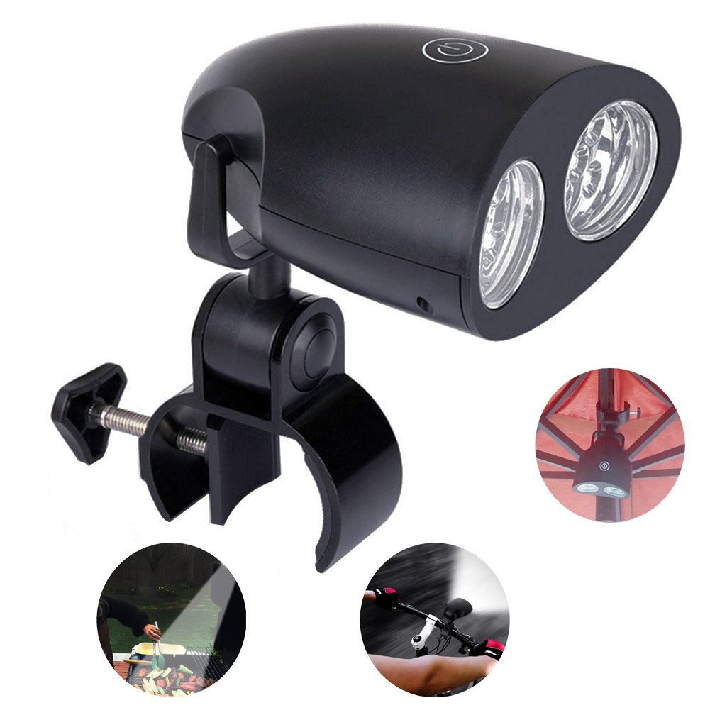 Barbecue Grill Light Sensor Switch BBQ light –360 Degree Adaptable and Multi-use Barbecue Bicycles Fishing – Durable Heat Resistant Waterproof DRAGON FLAME