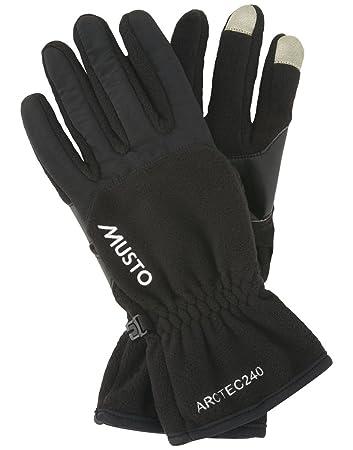 Musto Performance Handschuhe Handschuhe Schwarz Bekleidung