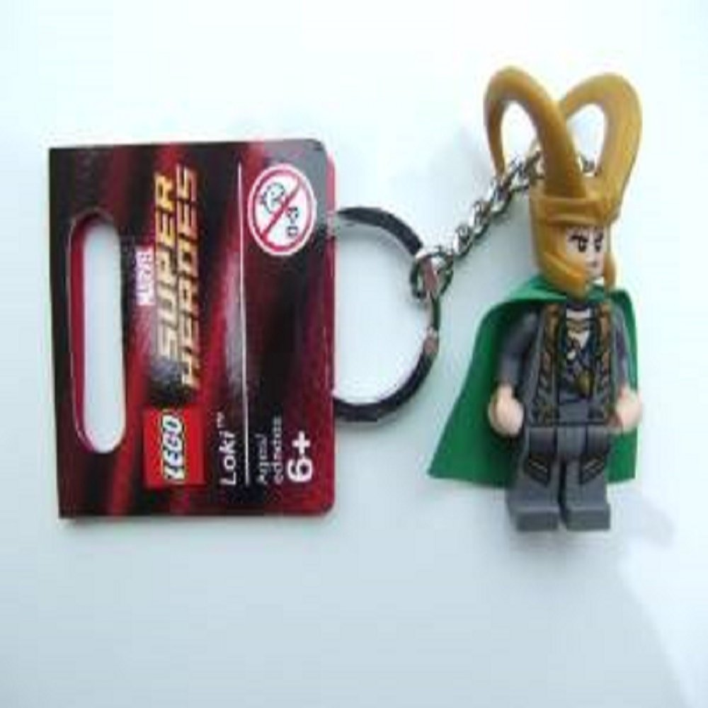 marvel lego keychain