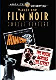 Warner Bros. Film Noir Double Feature: The House Across the Street/Homicide [DVD] [1949] [Region 1] [US Import] [NTSC]