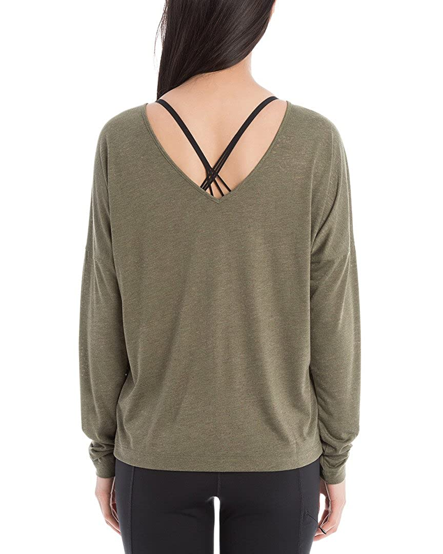 Lole Women/'s Libby Burn Out Top