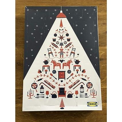 IKEA Adventskalender 2019 Schokoladenpralinen und 2 Aktionskarten Wert mindestens 10 Euro