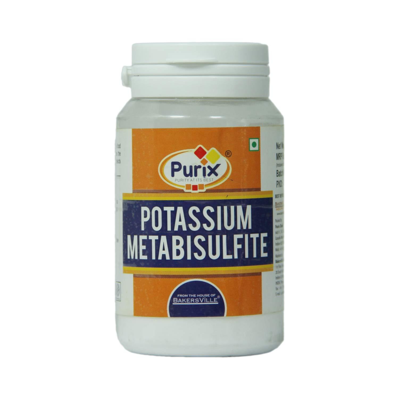 Purix® Potassium Metabisulfite, 75g