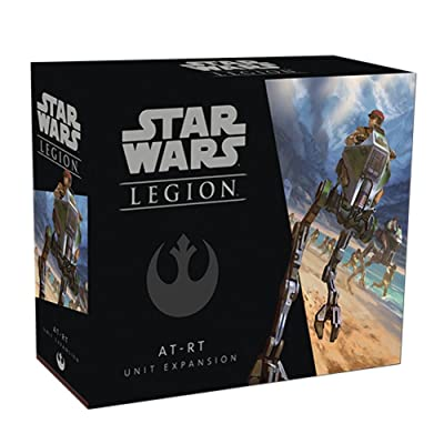 Star Wars: Legion - AT-RT Unit Expansion: Toys & Games [5Bkhe0901299]
