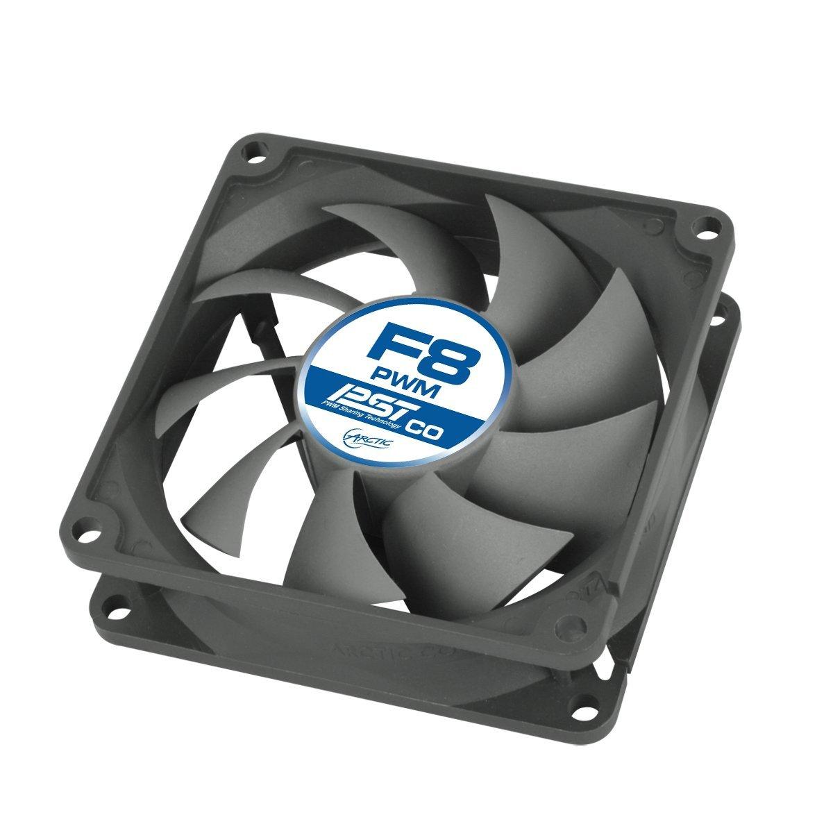 Ac Creative Arctic Cooling F8 Pwm Pst Co 80mm Ventilateur 2000 Rpm afaco 080pc Gba01