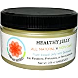 Healthy Jelly - All natural and plant based non-petroleum skin jelly. 3.5oz