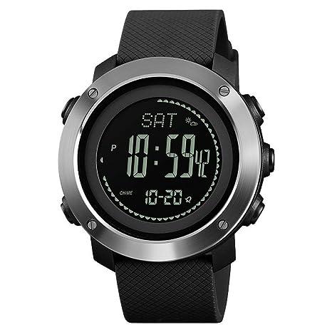 Analógico Digital Ejército Militar Deporte LED Impermeable Reloj de Pulsera, Reloj Inteligente, Reloj LED