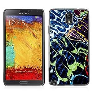 Graphic4You Urban City Graffiti Street Art Design Hard Case Cover for Samsung Galaxy Note 3