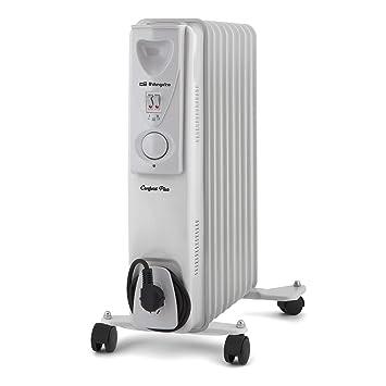 Orbegozo RP 2050 Radiador de Aceite, Blanco