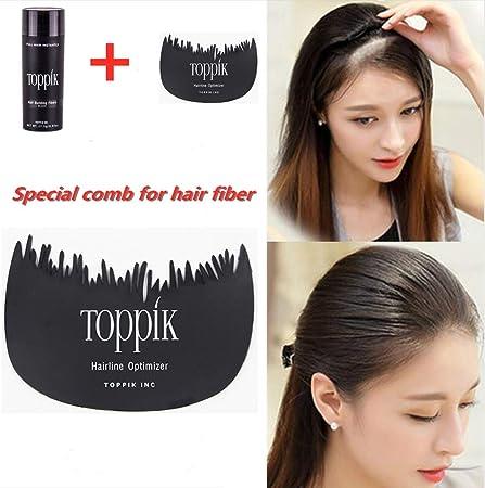AKDSteel - Polvos de rebrote para peluca, fibras capilares, queratina, spray engrosamiento de cabello, fibras de construcción, productos de pérdida instantánea para uso doméstico: Amazon.es: Hogar