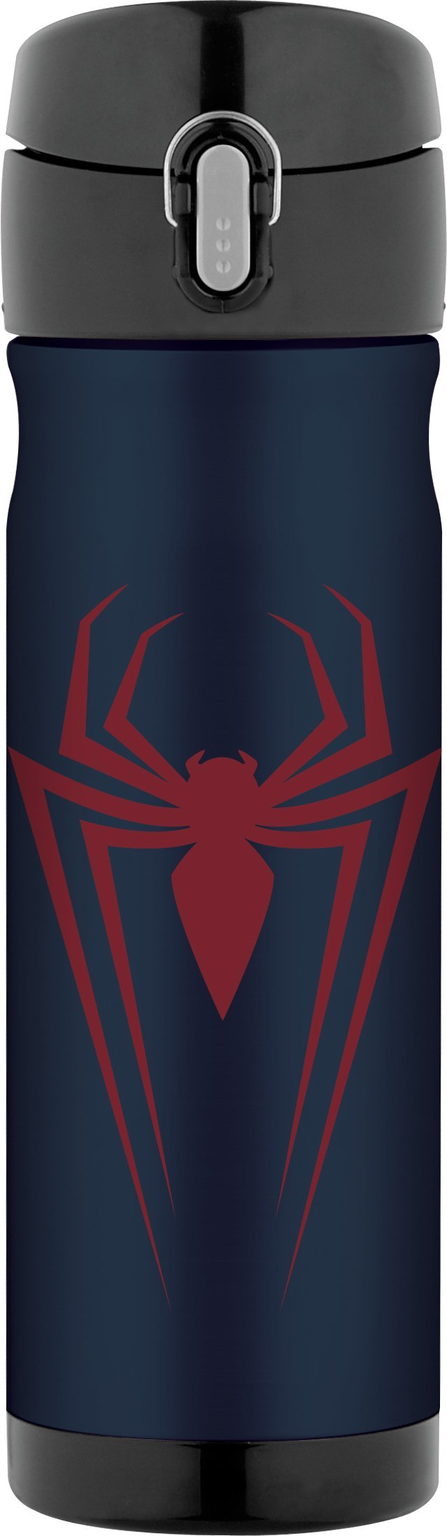 Thermos 16 Ounce Stainless Steel Commuter Bottle, Spiderman by Thermos