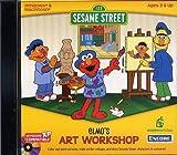 SESAME STREET ELMOS ART WORKSHOP