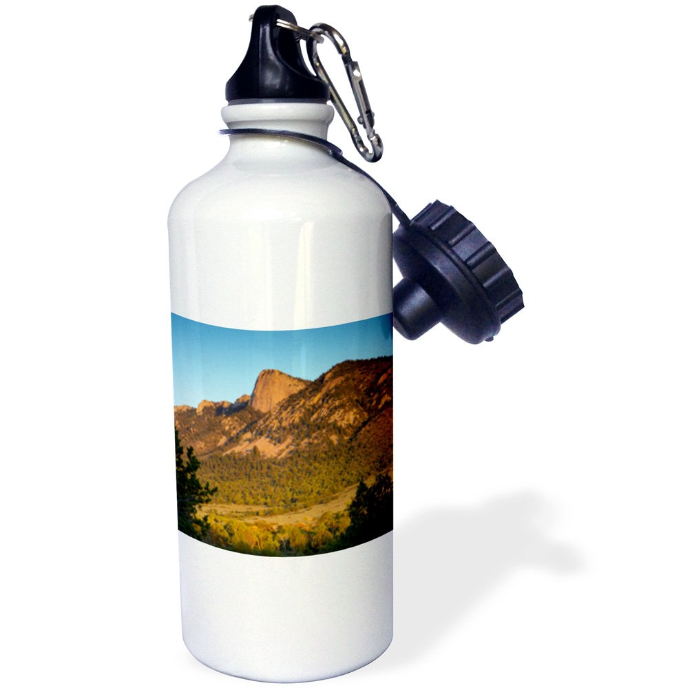 Cimarron wb/_191472/_1 21oz 21 oz Multicolor New Mexico 3dRose Tooth of Time Philmont Scout Ranch -Sports Water Bottle