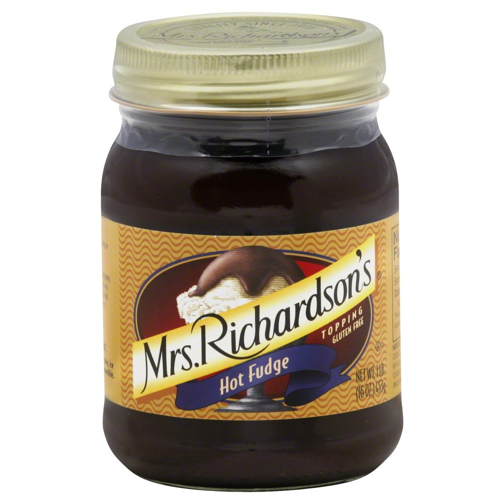 Mrs Richardson's Hot Fudge Topping - 2 Pack