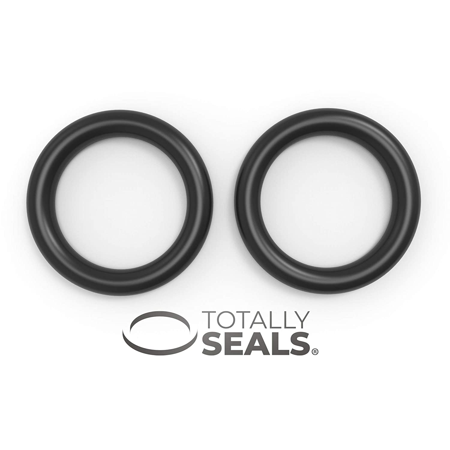 28mm x 2mm (32mm OD) Nitrile Rubber O-Rings 70A Shore Hardness - Pack of 10