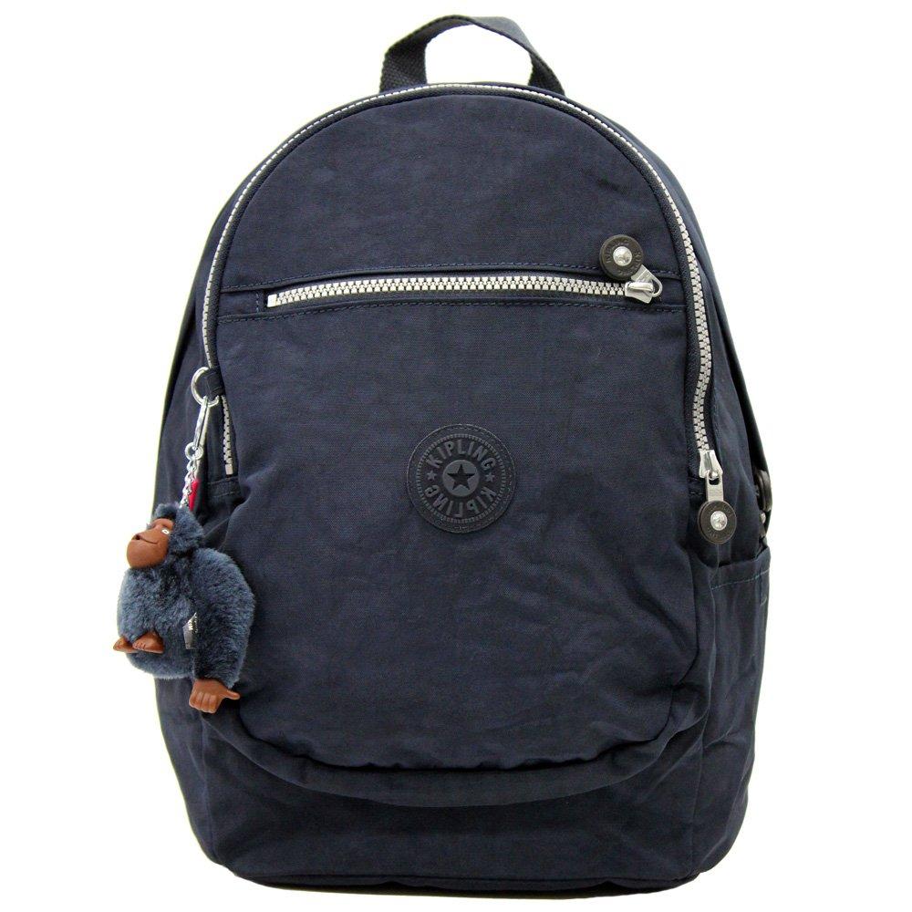 キプリング バッグ レディース KIPLING K15016 511 CLAS CHALLENGER リュックデイパック TRUE BLUE [並行輸入品] B013K81VHE