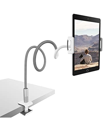 Lamicall Soporte Tablet, Multiángulo Soporte Tablet : Soporte con Cuello de Cisne para Pad 2018