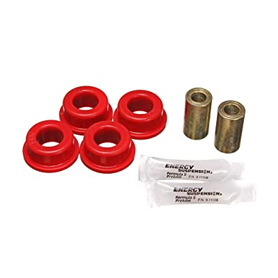 Energy Suspension 2.7103R REAR TRACK ARM BUSHING SET: Automotive