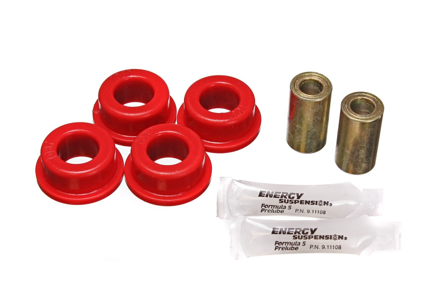 Energy Suspension 2.7103R Rear Track Arm Bushing Set