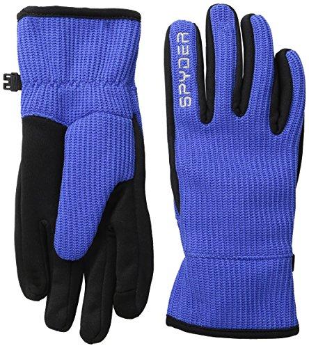 Spyder Women's Stryke Fleece Conduct Gloves, Small, Bling