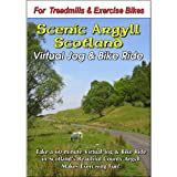 Scenic Argyll Scotland Virtual Jog & Bike Ride Scenery DVD