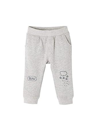 f494f23cbcfd3 Vertbaudet Pantalon en Molleton bébé garçon: Amazon.fr: Vêtements et ...