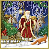 Father Christmas Jumbo Advent Calendar (Countdown to Christmas)