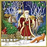 Father Christmas Jumbo Advent Calendar (Countdown to Christmas)