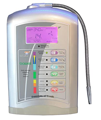 Bawell Alkaline Ionized Water Ionizer Machine