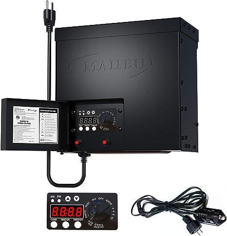 Malibu 900 Watt Transformer Manual