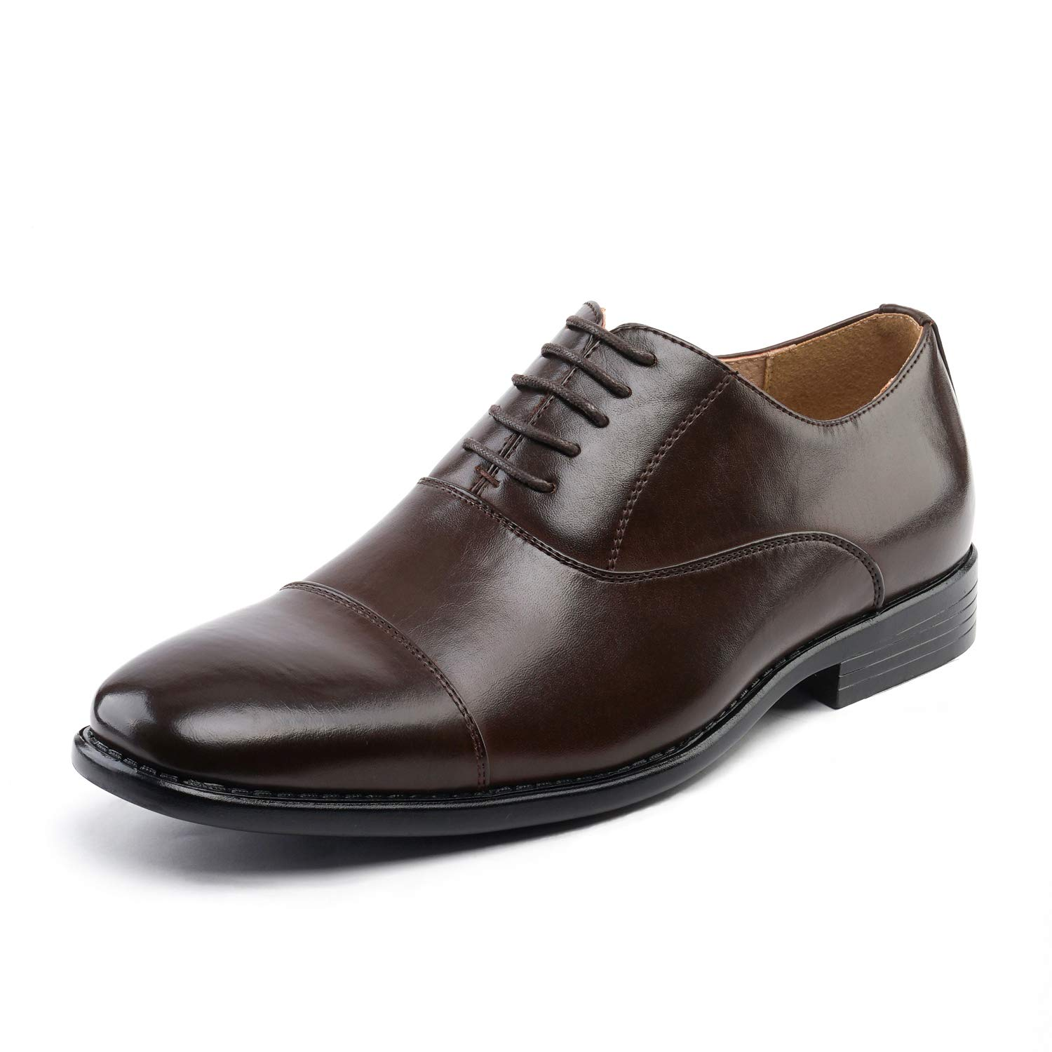 Bruno Marc Mens DP Lace Up Oxford Dress Shoes