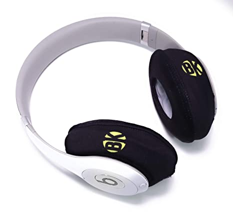 132f9818cd Beat Kicks Protective Headphone Covers (Regular, Solid Black)