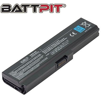 d9e0612c354b Battpit™ Laptop / Notebook Battery Replacement for Toshiba PA3817U-1BRS  (4400 mAh)