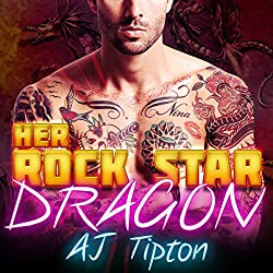 Her Rock Star Dragon - A BBW Paranormal Romance