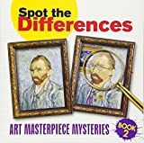 Spot the Differences Book 2: Art Masterpiece Mysteries (Dover Children's Activity Books)