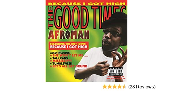 "Stáhnout ""afroman because i got high (deejay-jany tropical remix."